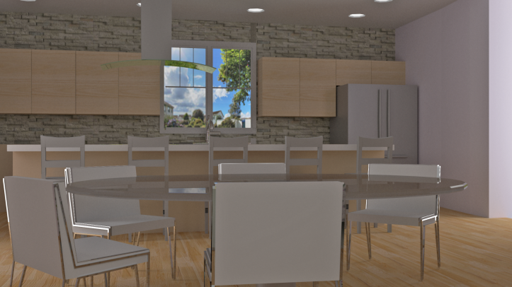 French door render 51