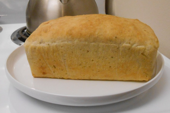 Simple Sandwich Bread