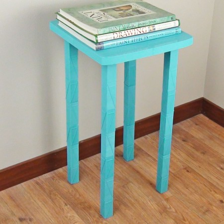 3D printed side table