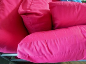 Pillows Daybed sofa
